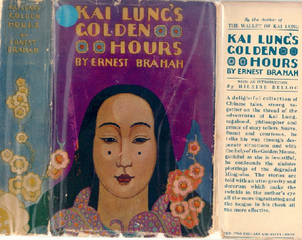 Kai Lung's Golden Hours - first American edition