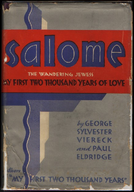Salome: The Wandering Jewess